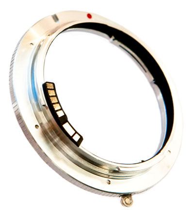 Leica - Canon EOS adapter AF chip