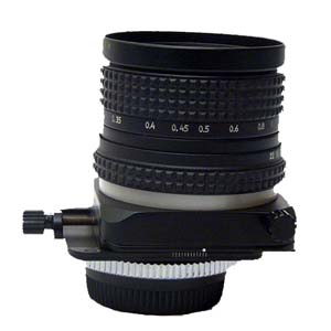 arsat 35 mm tilt shift lens