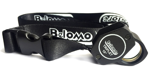 Belomo 10x Triplet Loupe Magnifier 21mm 85 With Leather Case Limited Edition 4810657011092 Ebay